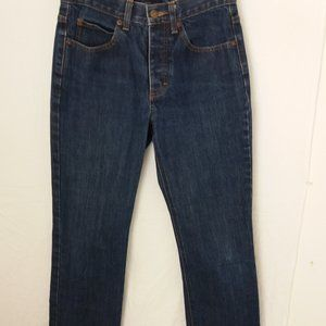 J.CREW woman's button high rise boot jeans 2/32